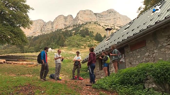 [Média] Reportage FR3 – Grenoble : «J'peux pas, j'ai rando», des randonnées pour sensibiliser les étudiants à la cause environnementale
